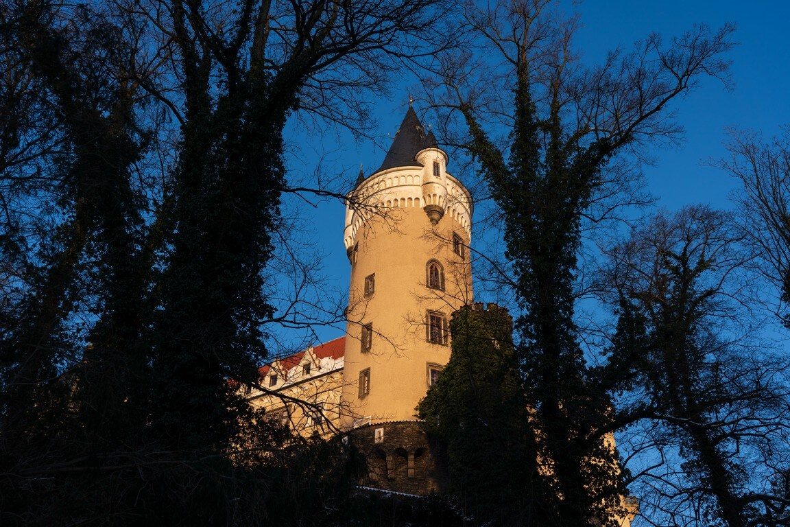 Castle Zleby