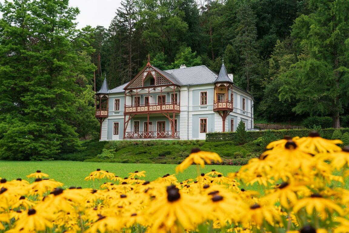 Villa Ruzova