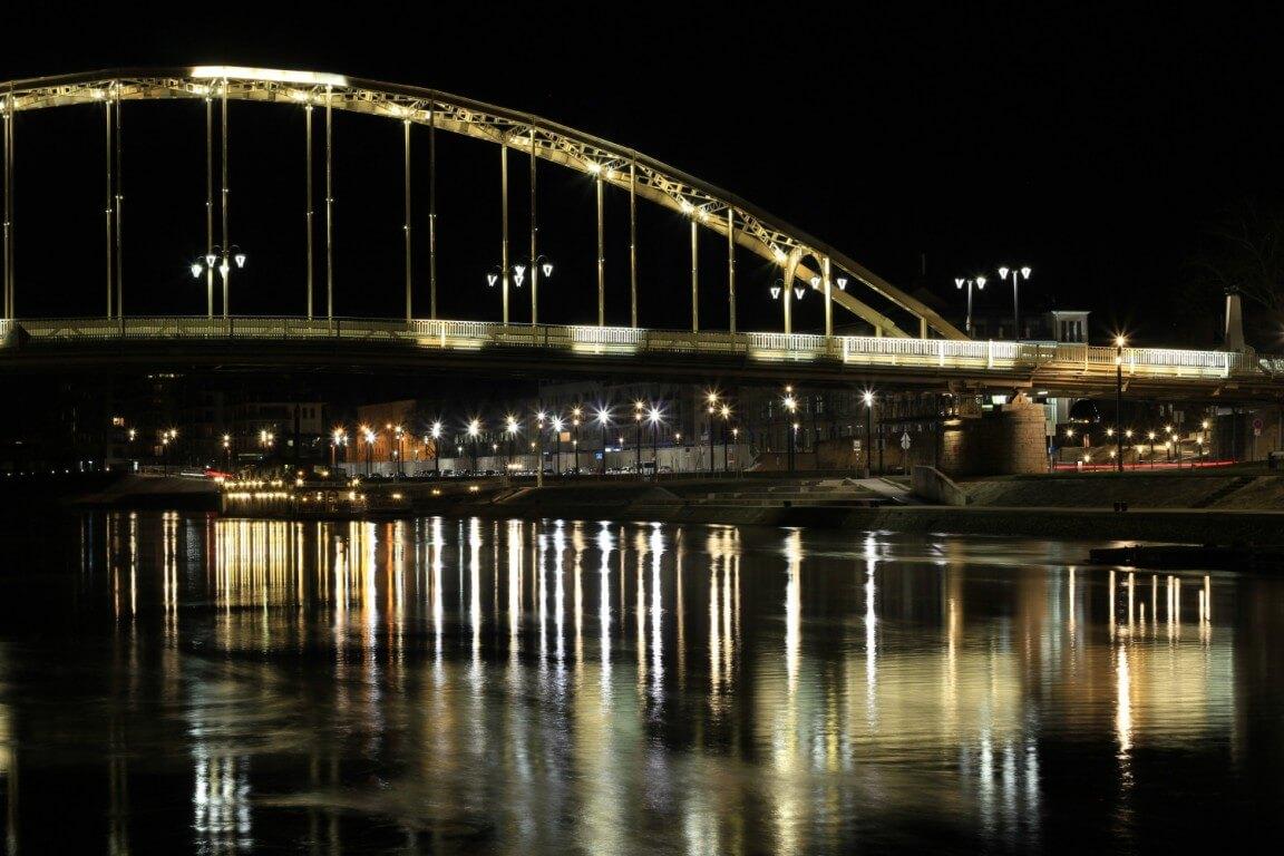 Bridge from Gyor